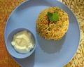 Mint/Pudina Vegetable Pulao Rice