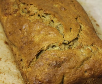 Banana bread - from the cafe??