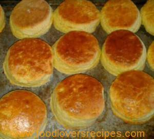 BASIC SCONE RECIPE WITH VARIATIONS