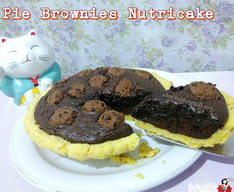 Resep Pie Brownies Nutricake