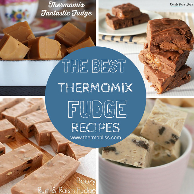 The Best Thermomix Fudge Recipes