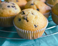Muffins met Chocolade Chips