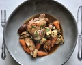 WARM WINTERY CHICKEN CASSEROLE