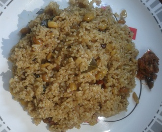 Tamarind Rice Recipe- Famous Indian Recipes – Variety Rice