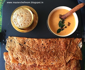 Bread Dosai | How to make Bread Dosa | Instant Dosa Recipe
