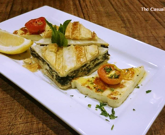 Platia Greek Taverna, Top Ryde ($$)