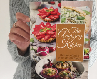 Hét airfryer kookboek – The Amazing Kitchen