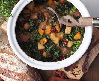 Pepperpot Stew: A #SimplyHygge Recipe