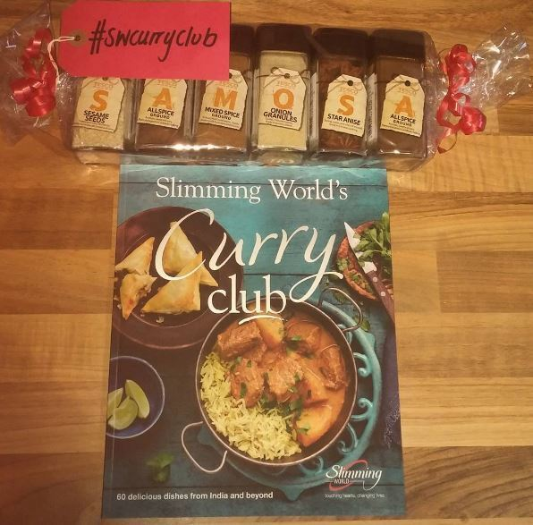Slimming World Friendly: Indian Fakeaway