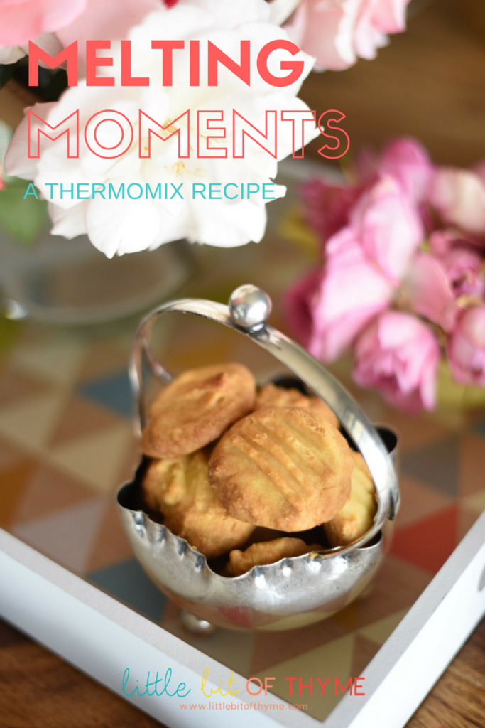 Melting Moments :: Thermomix Recipe