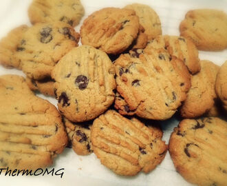 Buckwheat Choc Chip Cookies