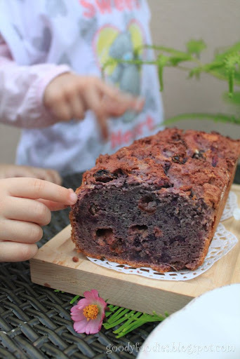 I baked: Healthy Sweet Potato and Raisin Loaf