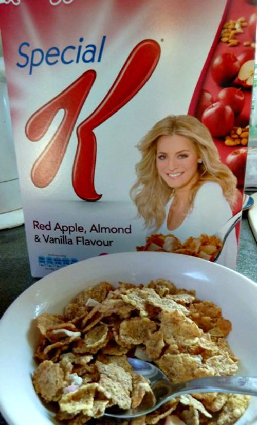 Back to school with Special K cereals