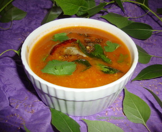 Celery Rasam Recipe / Celery Soup Recipe -  Indian Soup Recipe