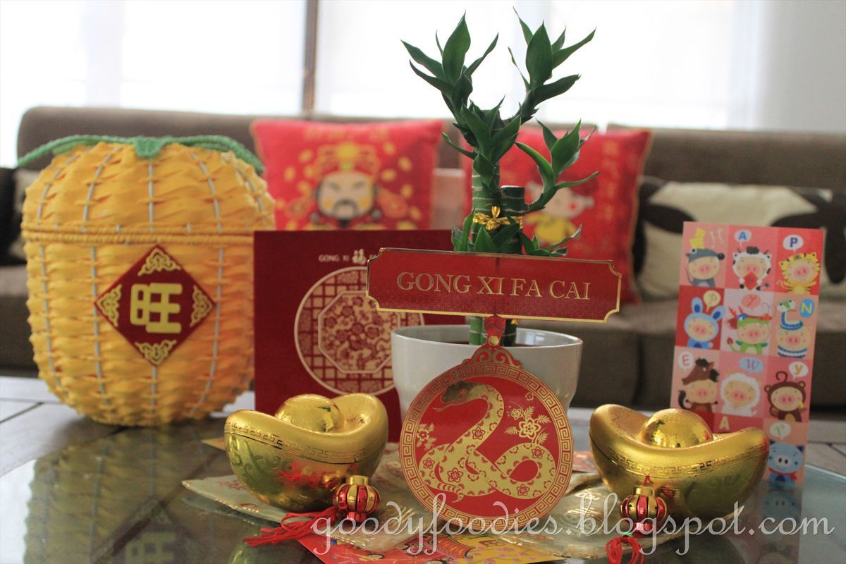 Recipe: Quick & Easy Pineapple Tarts + Happy Chinese New Year