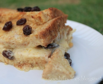 Recipe: Rich bread and butter pudding (Delia Smith)