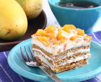 Mango Float Easy Recipe