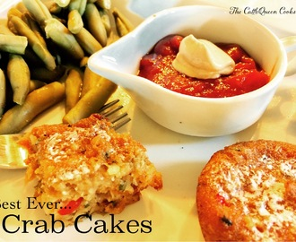 Crab Cakes...Best Ever!
