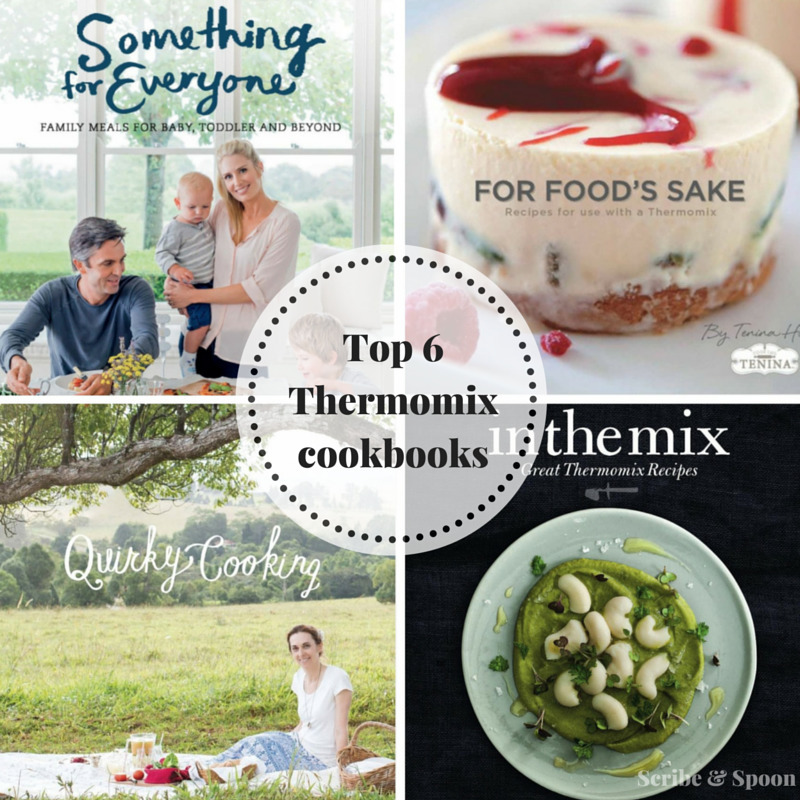 My top six Thermomix cookbooks