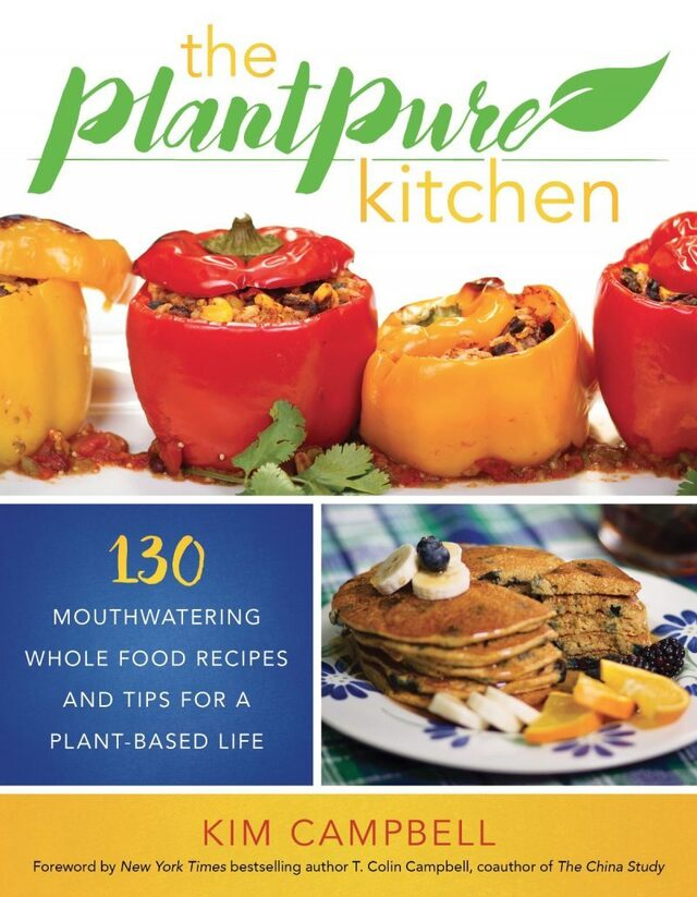 Book Report: The Plant Pure Kitchen + Bonus Recipe