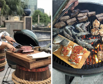 Barbecue Under The Stars at AQUA, Mandarin Oriental, KL