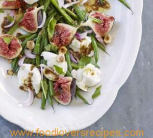 MEDITERRANEAN FIG AND MOZZARELLA SALAD