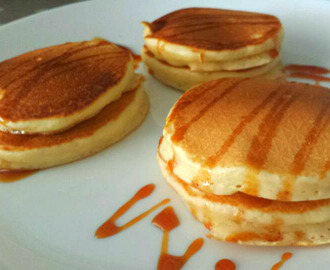 Snelle American pancakes