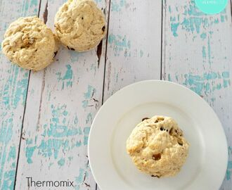 Date Scones in the Thermomix