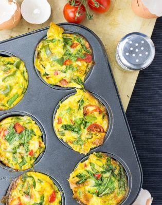 EGG BREAKFAST MUFFIN