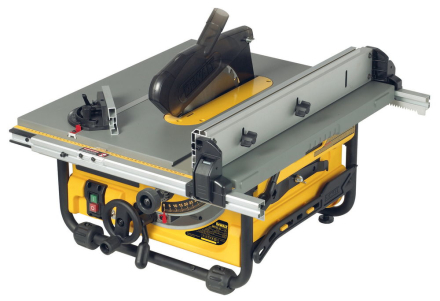 DeWalt Bordssåg, 250 mm, 610 mm klyvbredd