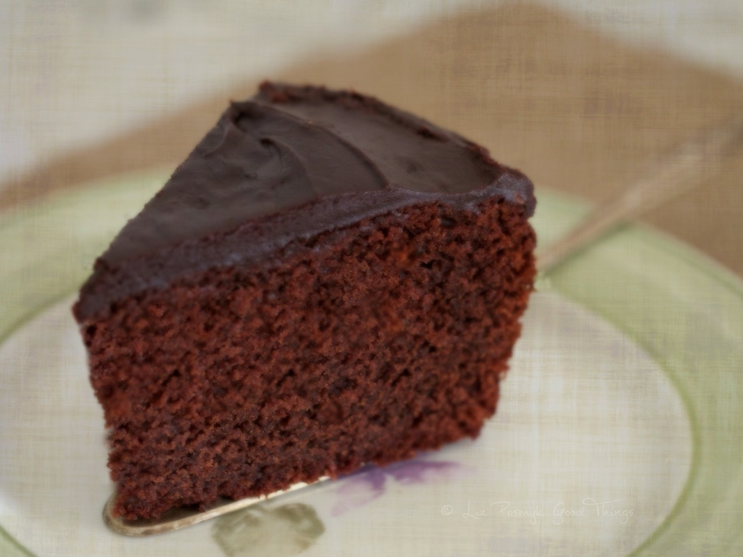 One-bowl chocolate cake - favourite recipes