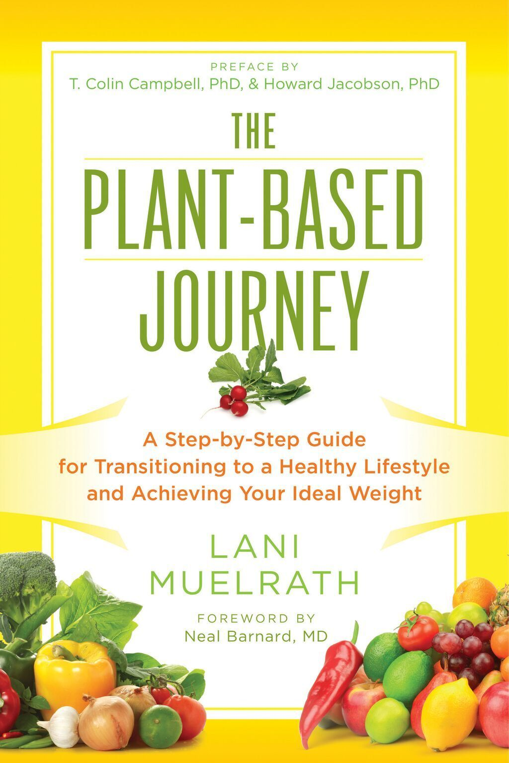 OTKK Book Club and Give-Away:The Plant-Based Journey by Lani Muelrath