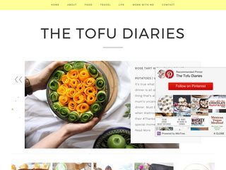 The Tofu Diaries