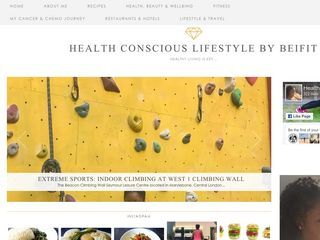 Health Conscious Lifestyle by Beifit