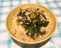 Shanghainese Noodles with Mustard Greens and Pork 雪菜肉絲麵