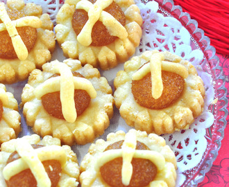 Pineapple Tart (open face) (4)