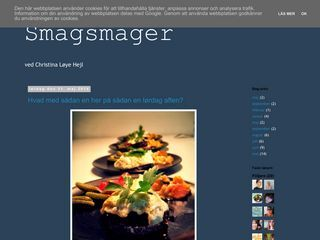 Smagsmager