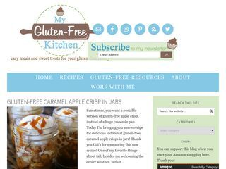 mygluten-freekitchen.com