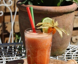 Grapefruit Karotten Smoothie