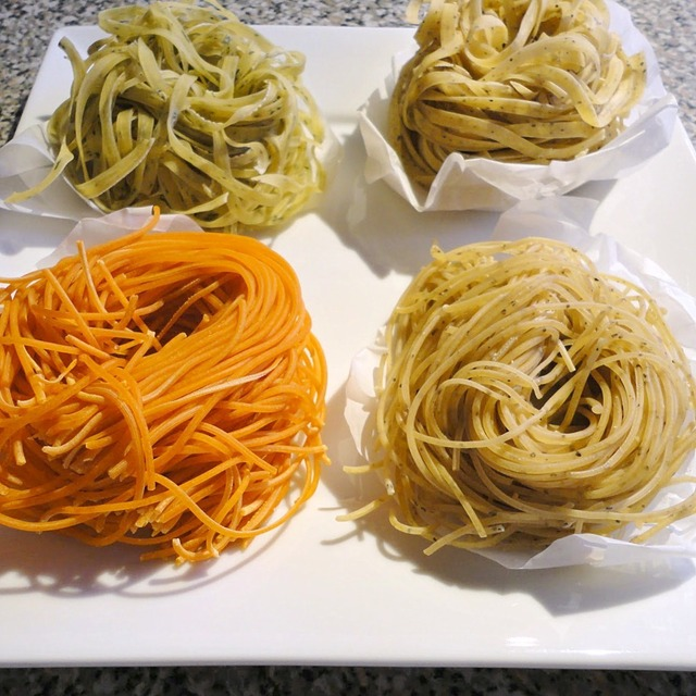 Fresh Pasta Made in Indiana and Pasta Dinner Recipes