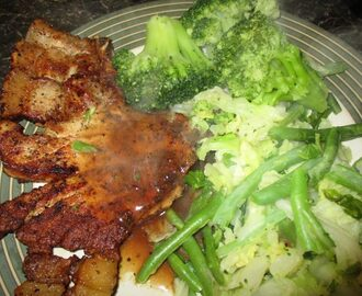 Quick Pork Chop Recipe