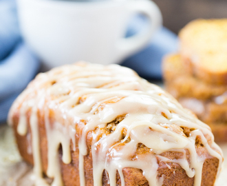 Easy Pumpkin Banana Quick Bread