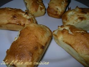 Biscuits pomme/coco