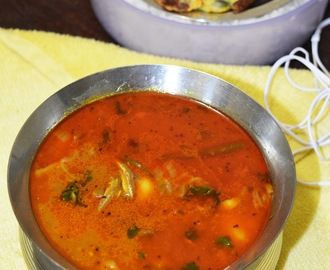 Karuvottu kuzhambhu| dry fish curry