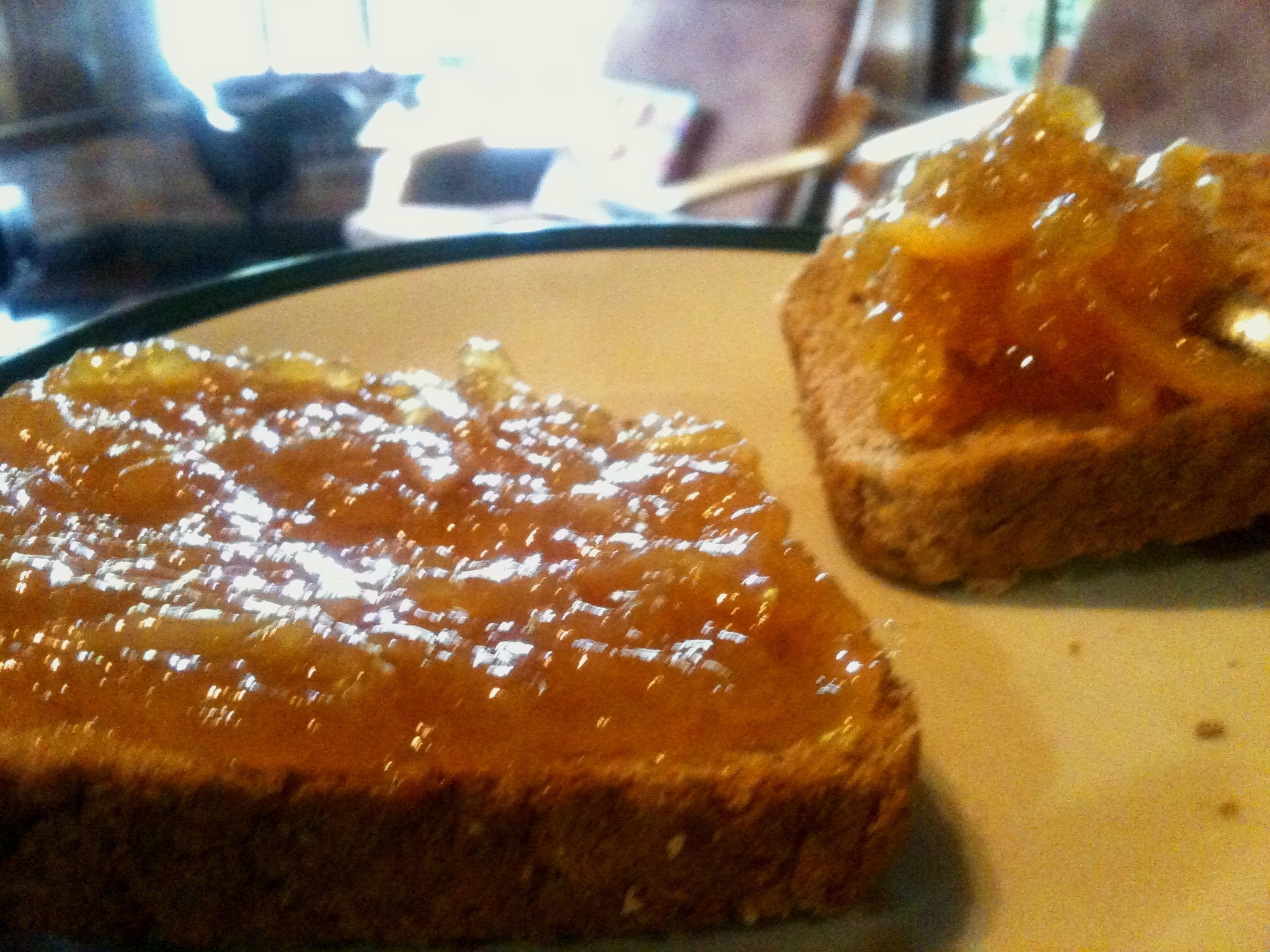 Mermelada casera de naranja (dulce o amarga) - Home-made orange jam (sweet or bitter)