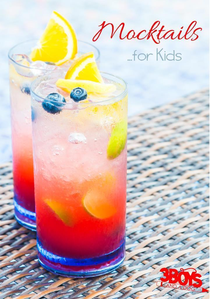 Candy Apple Mocktail Recipe