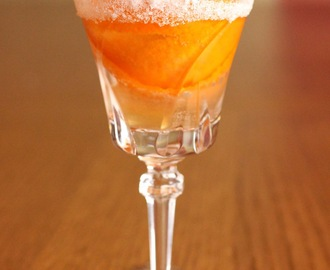 Cocktail 'Brandy Crusta'