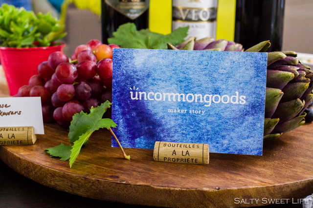 Easy Gatherings with Uncommon Goods