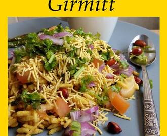 GIRMITT  ( A delicious street food from Dharwad North Karnataka)