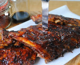 Indo slowcooked spareribs